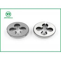 China Customized Size Thread Cutting Dies , Left Hand Dies For Making Outer Threads wholesale