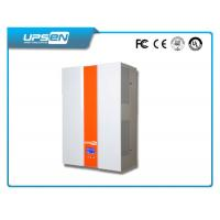 China Wall Mounted Hybrid UPS Solar Power System with 50Hz / 60hz and RS232 Ports wholesale