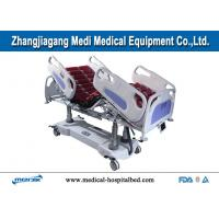 China  Adjustable Electric Hospital ICU Bed With Touch Screen Controller  for sale