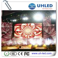 China Fast Installation P4 Indoor Rental LED Screen For Stage Background 140° wholesale