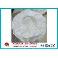 China Needlrpunch Nonwoven Comfort Shampoo Cap Rinse Free Microwaveable Disposable wholesale