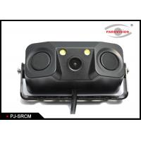China High Resolution Car Rear View Camera With Three In One Led Light Sensor wholesale