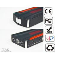 China Outdoor storage power rechargeable Portable Car Jump Starter 4 USB Output wholesale