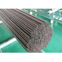 Buy cheap Seamless Boiler Astm A269 Tubing / AISI 904l Stainless Steel Pipe Alloy 1.4539 from wholesalers