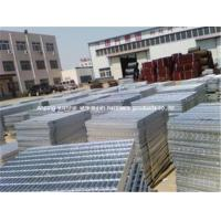 China Square / Rectangular Stainless Steel Grating Panels Hot Dipped Galvanized Surface Treatment wholesale