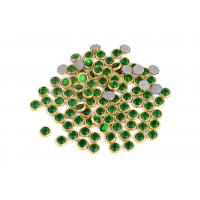 Home Decoration / Nail Art Rimmed Rhinestones Environmentally Friendly for sale