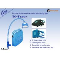China Blue Light Teeth whitening Machine on sale