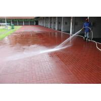 China Fire Retardant / 1-3mm Size Epdm Rubber Flooring for Playground wholesale