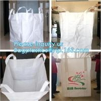 China FIBC jumbo pp woven bag super big bag for cement or sand packing,FIBC bag Recycle Container 1 Ton PP Woven Jumbo Big Bag wholesale