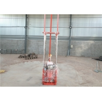 China Small 30m Mountain Core Drilling Rig , Gasoline Geological Exploration Rig wholesale