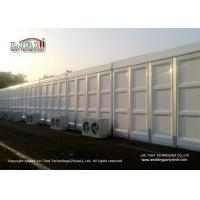 China 5000sqm 6m Height Aluminum Outdoor Exhibition Tents For Temporary Show wholesale