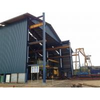 China Prefabricated Light Steel Structure Residential Steel Buildings For Factory wholesale