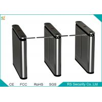 China Fast Speed Drop Arm Automatic Turnstiles Remote Contol Access Gates wholesale