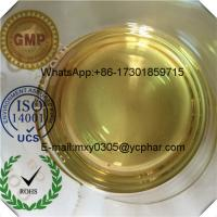 China Cinnamaldehyde 104-55-2  Yellow Liquid As Flavoring In Chewing Gum wholesale