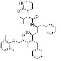 Wholesale Lopinavir 98% Antiviral Drugs / Anti AIDS Medicine  CAS 192725-17-0 from china suppliers