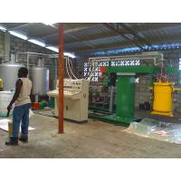 China High Speed Automatic Recycled Foam Production Line With Steam for High Density Sponge wholesale