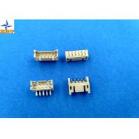 China Dual Wafer Connector 2.0mm Right Angle Or Vertical Type for PCB board-in connector wholesale