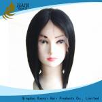 China Silky Straight Full Lace Human Hair Wigs Long Lasting No Shedding No Tangle wholesale