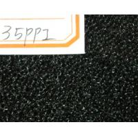 Reticulated Open Cell Black Packaging Foam with Polyester Polyurethaner Material