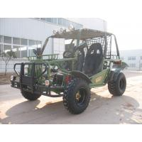 China Hammer Style Green Go Kart Buggy , 150CC Kandi Two Seats Dune Buggy on sale