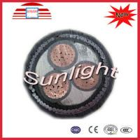 China XLPE / PVC Insulated Low Voltage Multi-Core Industrial Electrical Wire And Cable wholesale