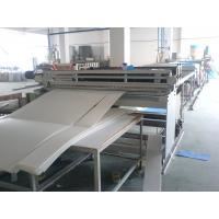 China PP Hollow Sheet Production Line wholesale