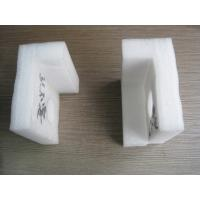 China Air Conditioner Packing Sponge Foam , High Temperature Resistant Foam Corner Protectors wholesale