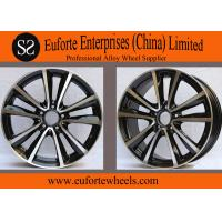 China 16inch Black Mercedes Benz Aftermarket Wheels Aluminum Alloy Wheels For B200 E260 wholesale