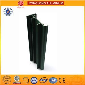 China 6060 6061 Powder Coated Aluminium Extrusions No fading And Cracking wholesale