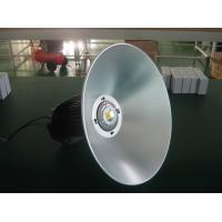 China Industrial IP44 150W Aluminum Bridgelux, Epistar LED High Bay Lighting / Lamp Fixtures wholesale