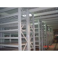 China Q235B Raw Material Multi Tier Racking System Multilayer Shelf Racks wholesale