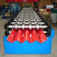 China Roof panel roll forming machine, 40m/minute line speed wholesale