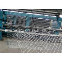 China River Protection Hexagonal Wire Mesh , 2.0 - 4.0mm Wire Mesh Gabions wholesale
