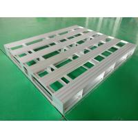 Buy cheap Durable Aluminum Stacking Pallets , Carbon Or Stainless Steel Pallet from wholesalers