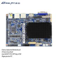 3.5 Inch Fanless Motherboard / Industrial Motherboard Support 1080P