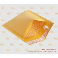 Quality Yellow Kraft Bubble Mailer Envelopes for sale