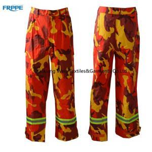China Reflective Fire Retardant Cargo Pants Arc Flash Protective on sale