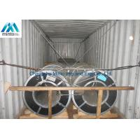 China Anti Oxidation Hot Rolled Coil Steel Hr Coil Anti Finger For Agricultural Warehouse wholesale