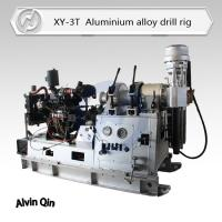 China aluminium alloy drilling rig XY-3T light weight and high performance wholesale