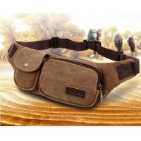 China Cycling / Running Outdoor Sport Waist Bag Durable With Environmental Friendly Fabric wholesale