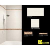 China Ceramic Tile / Floor Tile/ Wall Tile with Border (FA1052A) wholesale