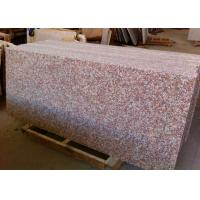 China Customize Polished G687 Granite Kitchen Countertops / Worktops For Residence on sale