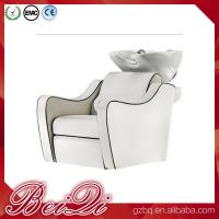 Quality Cheap backwash salon equipment shampoo washing chair hair salon wash basins for sale