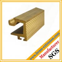 brass material extrusion profiles suppliers for building and decoration materials