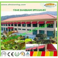 China aluminum drop arm window awning on sale