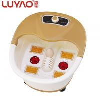 China AC220V 500W All In One Foot Spa Bath Massager With Bucket Handle Design on sale