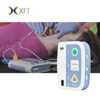China Sudden Cardiac Arrest Aed Automatic External Defibrillator CPR Training XFT-120C+ wholesale