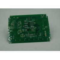 China 4 Layer PCB Board Fabrication with IC BGA Gold Finish FR4 Board wholesale