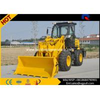 China 30kN Micro Wheel Loader 1.8 T Load Capacity 3.05M Dumping Height wholesale