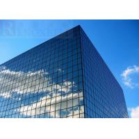 Flat Aluminum Panel For Construction/Curtain Wall/Facade System